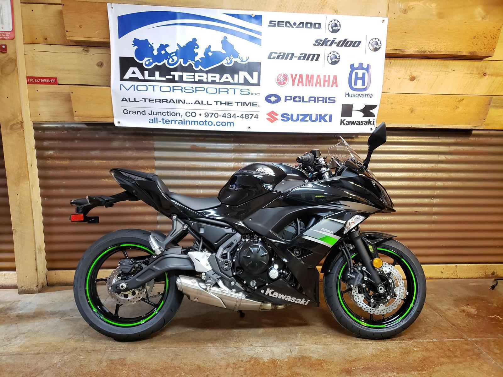 2019 Kawasaki Ninja 650 Abs For Sale In Grand Junction Co All