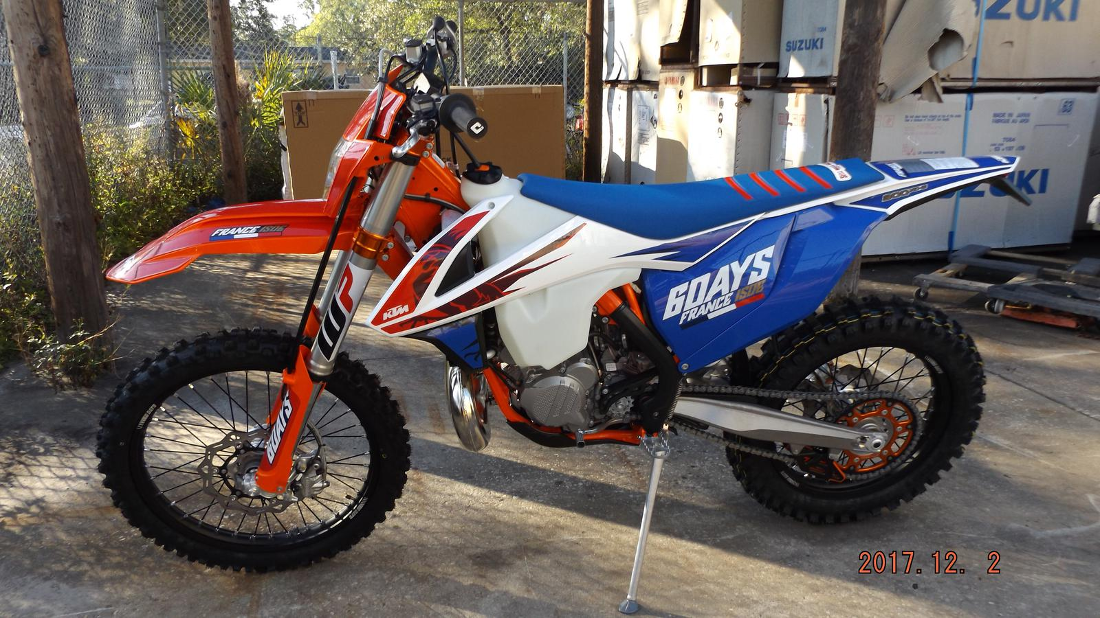 2018 Ktm 300 Xc W Six Days For In Usville Fl Eport Cycles 321 269 5941