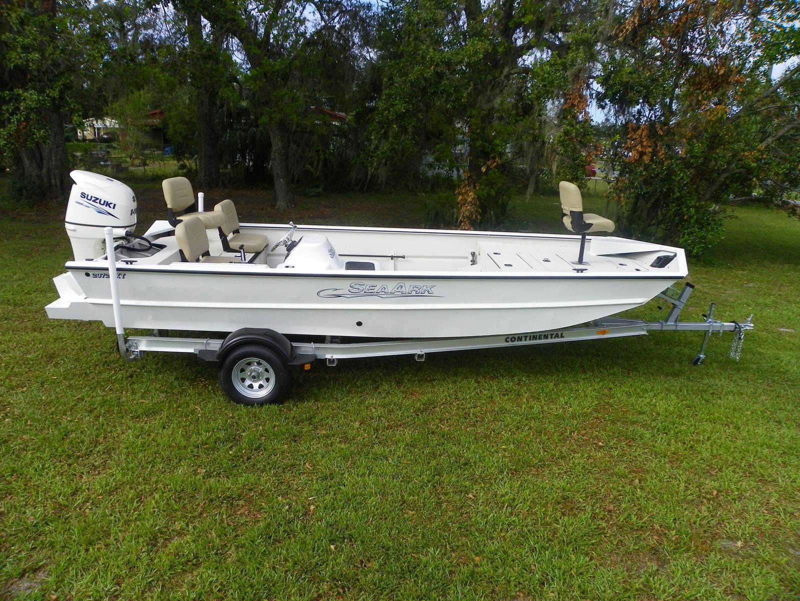 2018 SeaArk 2072 FXTS SC for sale in Lakeland, FL | Old Salt Marine (863)  802-0543