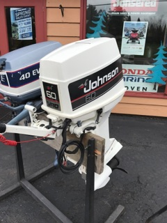 Outboard Motors from Johnson Beaver Bay Sport Shop Beaver