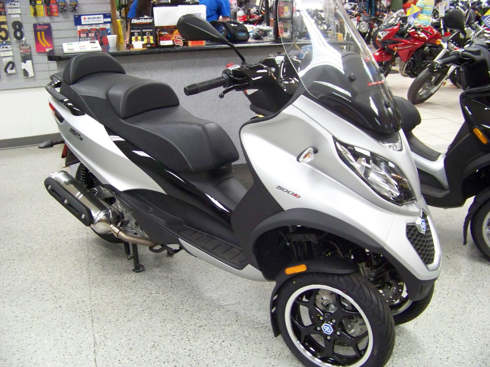 2016 piaggio mp3 500 abs for sale in lakeville, mn | leo's south 1