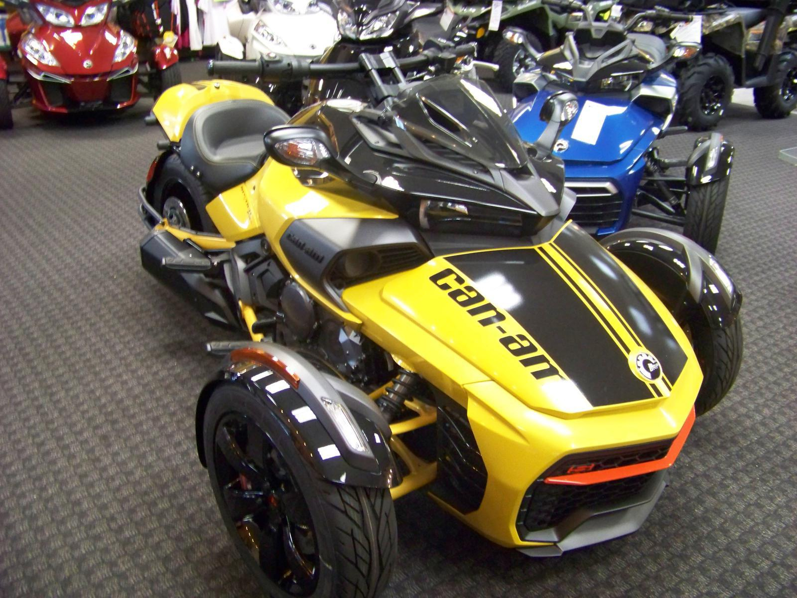 2017 Can Am SPYDER F3 S DAYTONA SM6 for sale in Lakeville MN