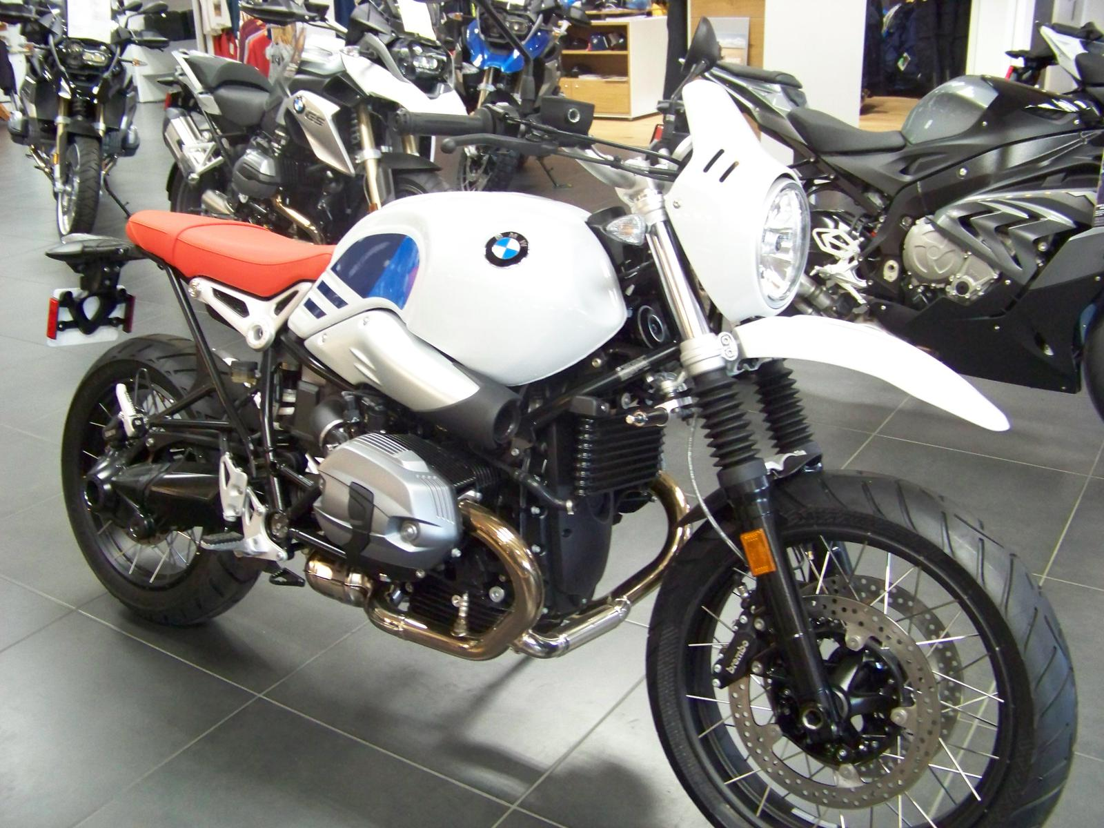2018 Bmw R Ninet Urban Gs Demo For Sale In Lakeville Mn Leo S