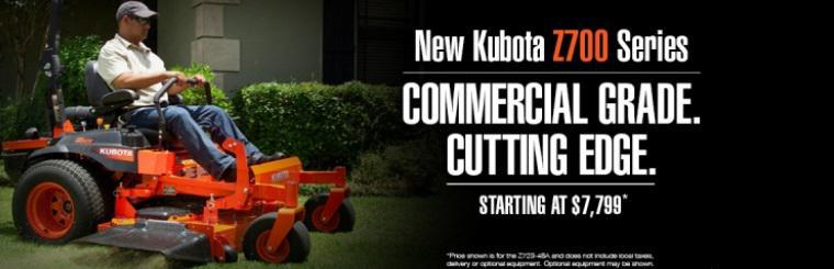 Kubota Z700 For Sale