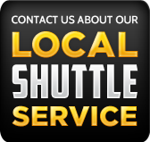 Contact us about our local shuttle service