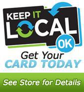 Get your card today see. Store for details.
