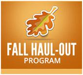 Fall Haul-Out Program