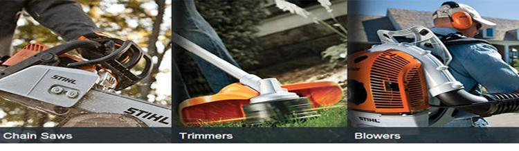 Click here to browse our great selection of Great Selection of STIHL Trimmers , Chain Saw and Brushcutters
