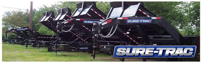 SURE TRAC Trailers In Stock