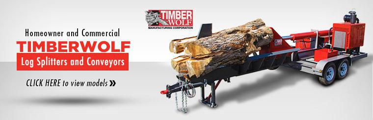 Log Splitters in Stock !