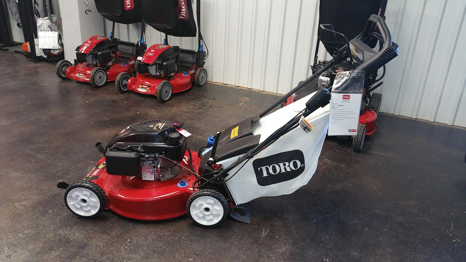 Inventory from Toro Golf Cart Solutions Collinsville, TX (888) 701-8502