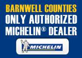 Barnwell Counties only Authorized Michelin® Dealer