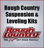 Rough Country Suspension & Leveling Kits