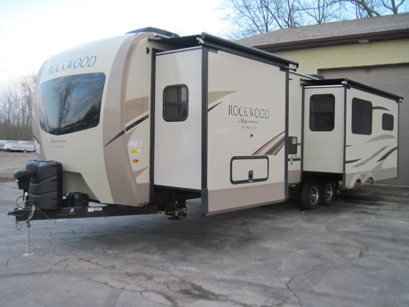 2018 Rockwood By Forest River 8328bs Signature Ultra Lite Travel Tent Trailer Wiring Schematic Img 0507 20180723 173248 0001
