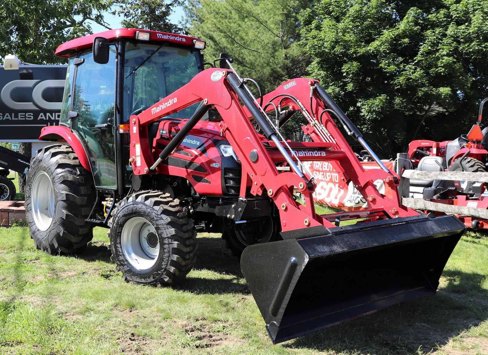 Agricultural Tractors from Mahindra Essex Essex, VT (802) 872-2666