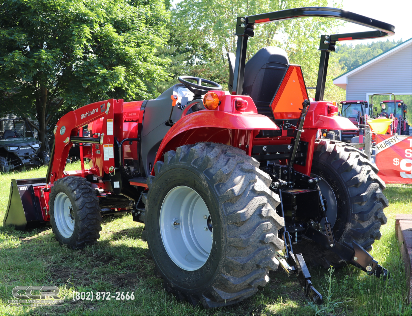 2019 Mahindra 1635 Shuttle OS for sale in Essex, VT  Essex