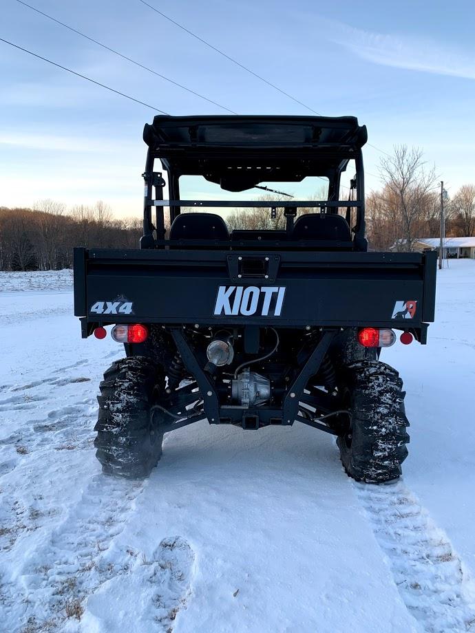 2018 KIOTI K9 2400