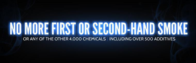 No More First or Second-Hand Smoke: Click here for details.