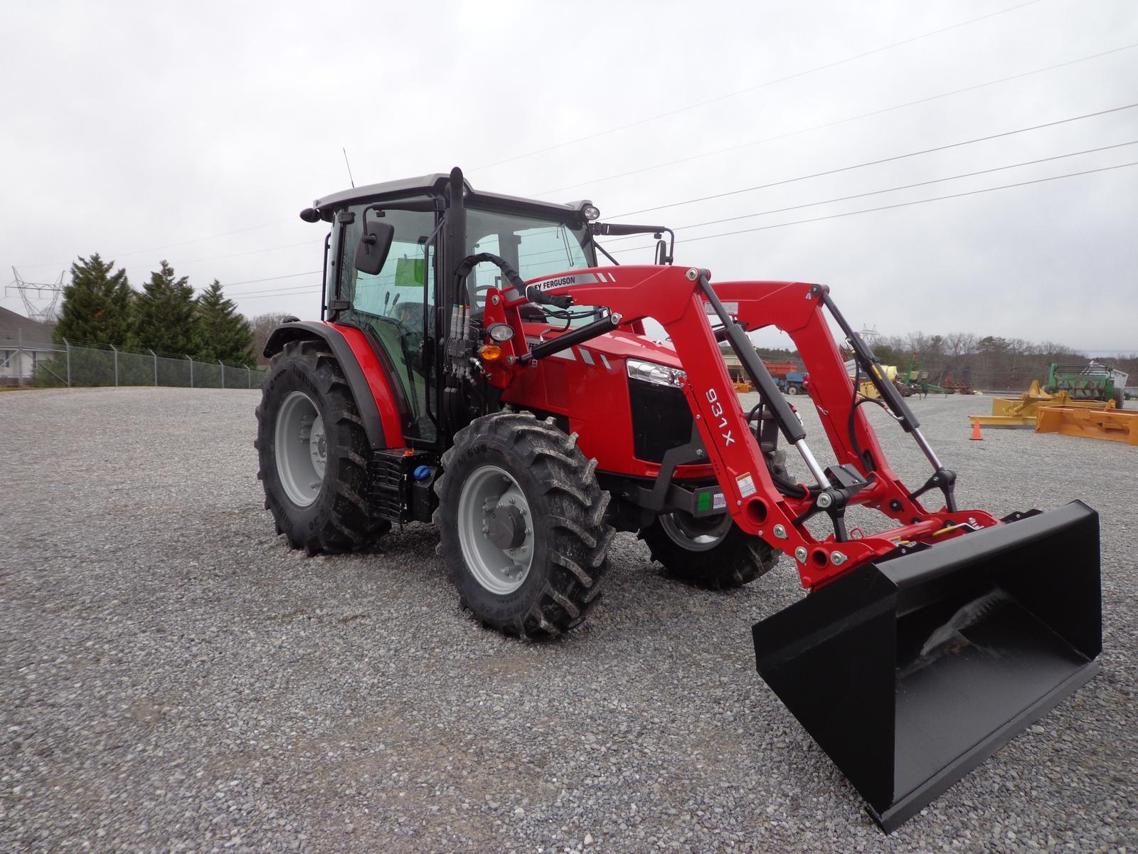 Tractors from Massey Ferguson Tyler Brothers Farm Equipment
