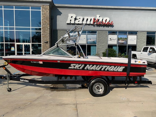 2007 Nautique Correct Craft 206 For Sale In Westover AL