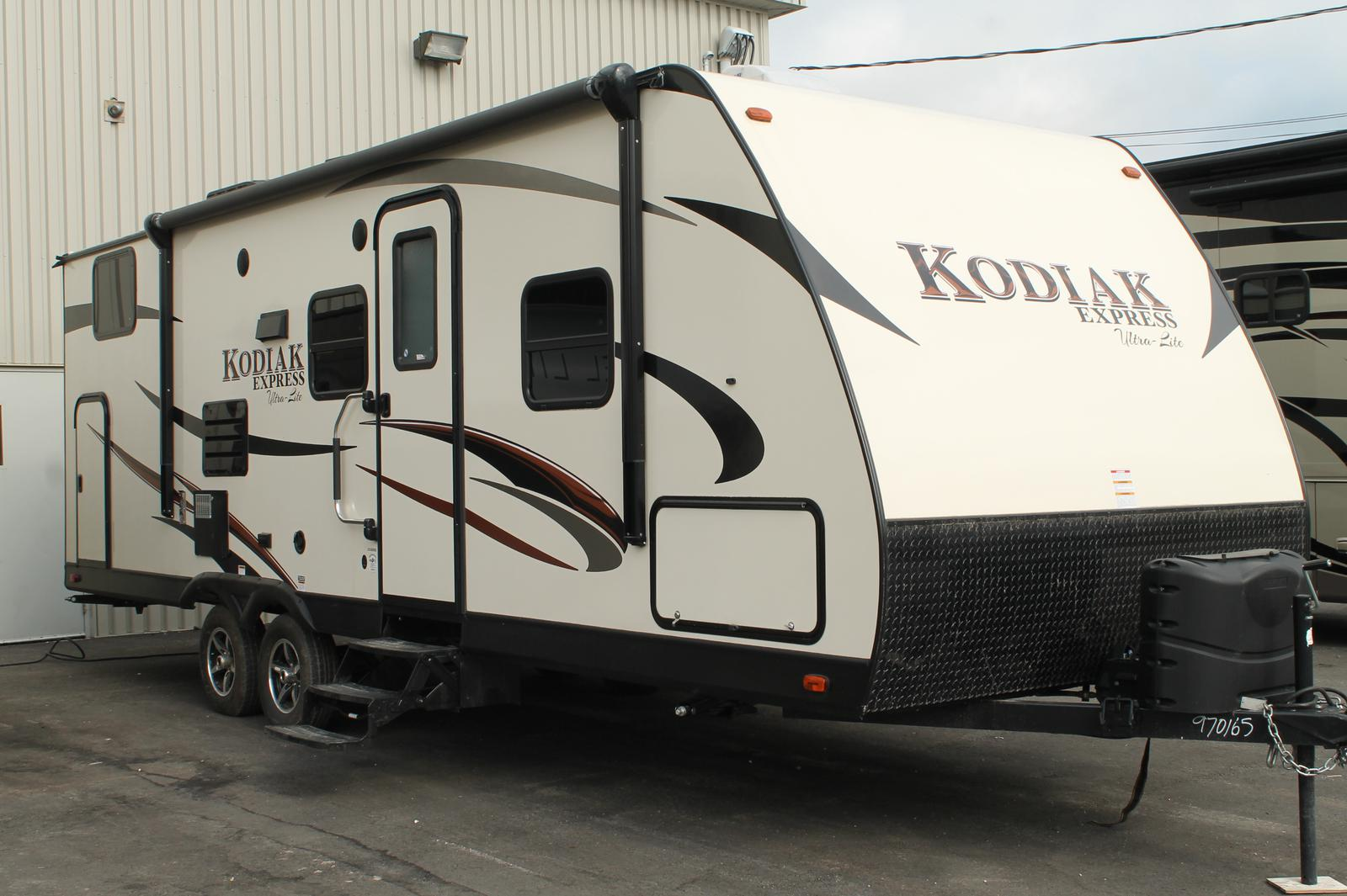 2017 Dutchmen Manufacturing Kodiak Express 255BHSL