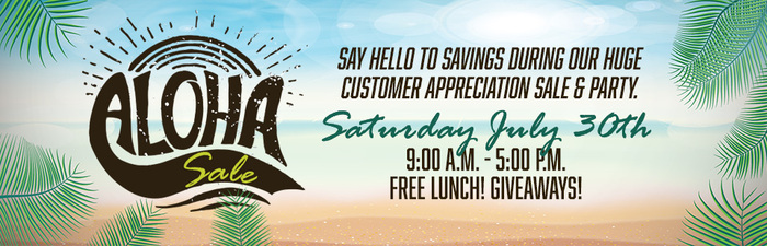 Customer Appreciation Event: Baker Pool Chesterfield MO
