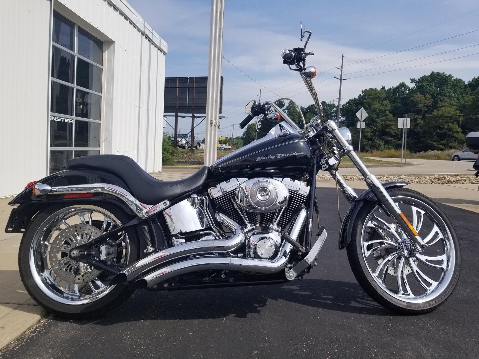 Harley Davidson Deuce >> 2006 Harley Davidson Fxstdi Softail Deuce For Sale In