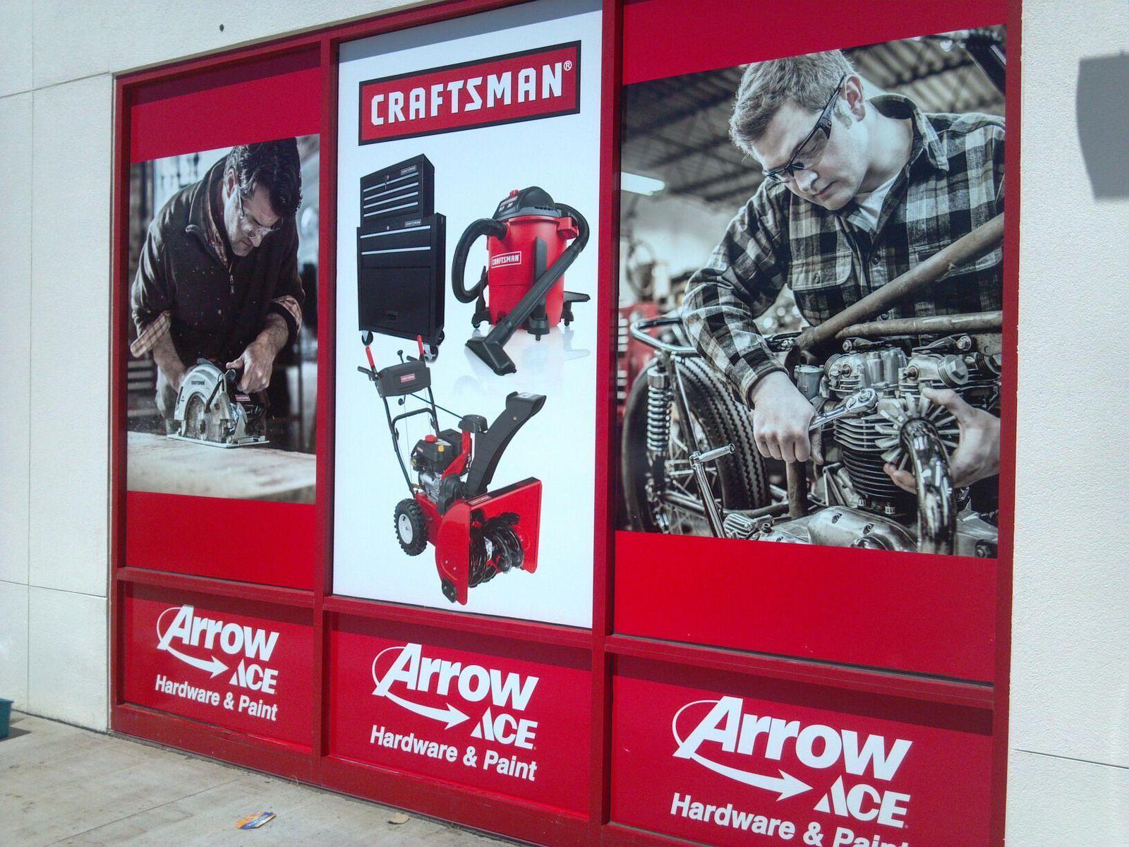 Arrow Ace Hardware Gallery Arrow Ace Hardware & Paint