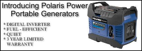 POLARIS POWER GENERATORS