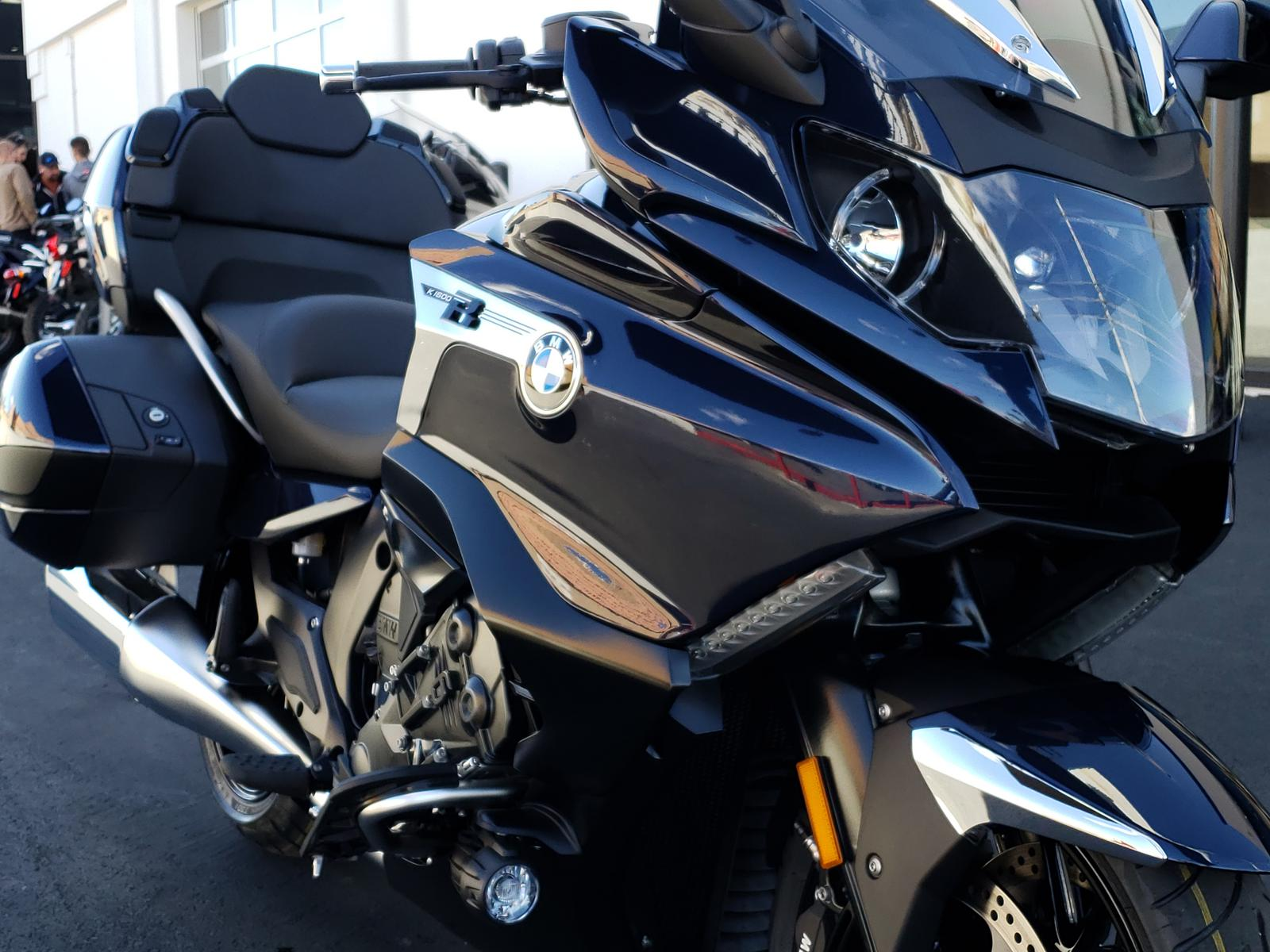 2019 Bmw K 1600 Grand America Imperial Blue Metallic For Sale In