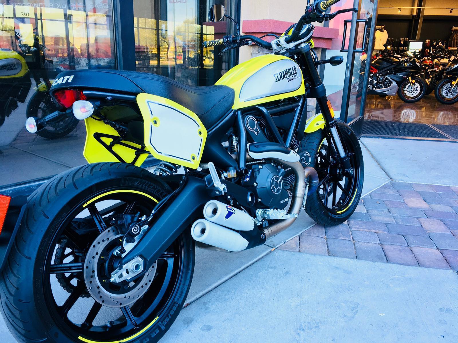 2016 Ducati Scrambler Flat Track Pro For Sale In Las Vegas Nv