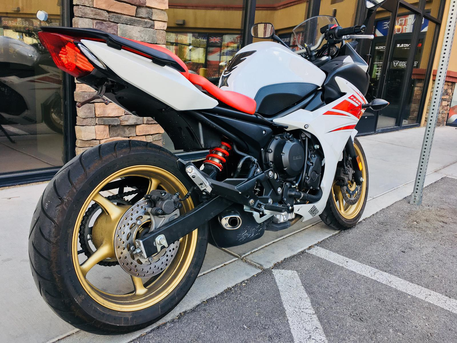 2010 Yamaha FZ6R for sale in Las Vegas, NV. Freedom Euro Cycle