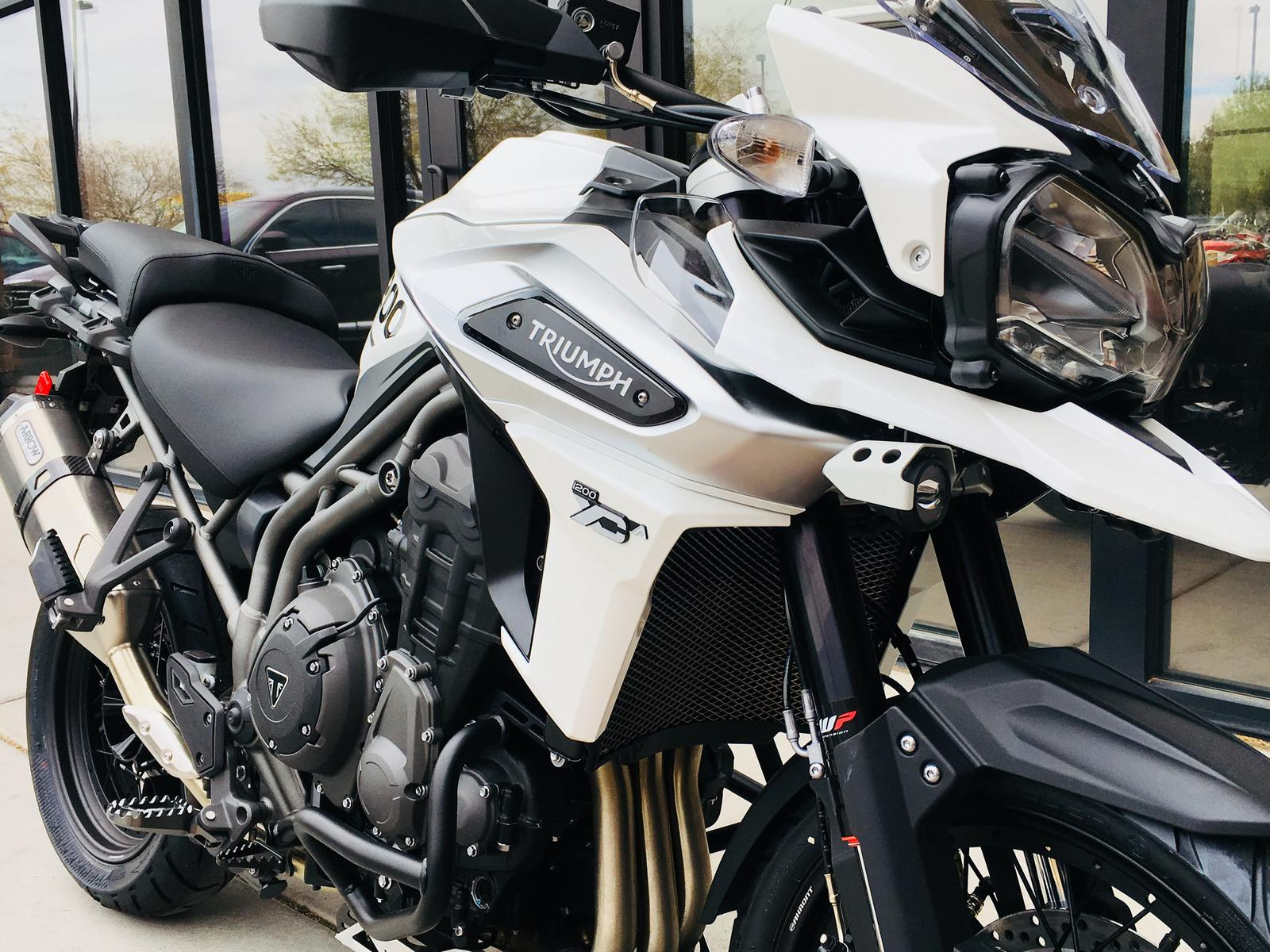 2018 Triumph Tiger 1200 Xca For Sale In Las Vegas Nv Freedom Euro