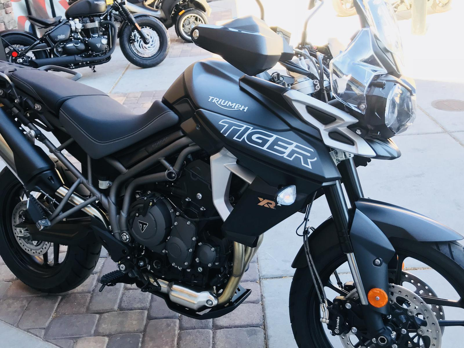 2018 Triumph Tiger 800 Xrx For Sale In Las Vegas Nv Freedom Euro Cycle