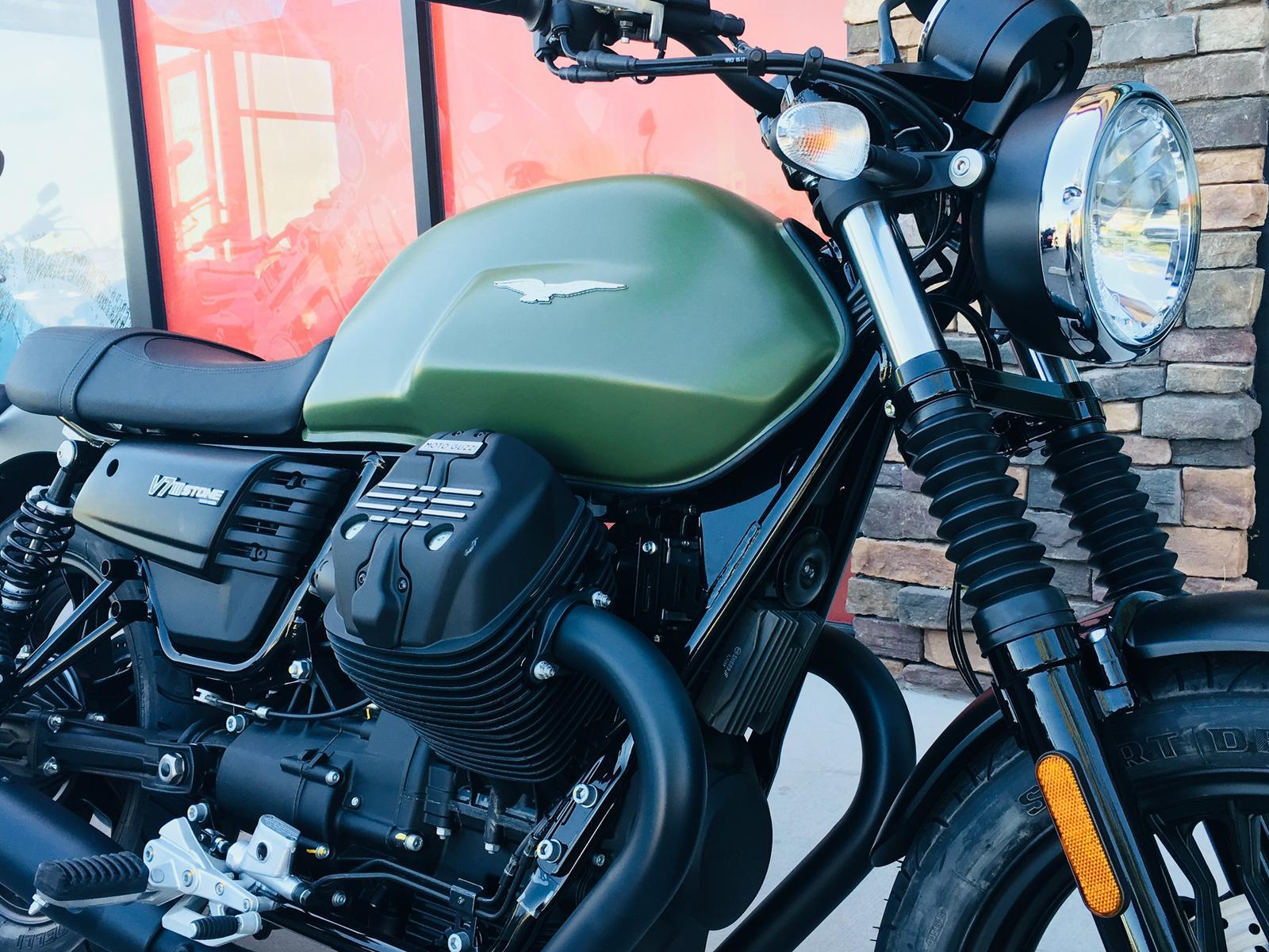 2018 Moto Guzzi V7 III STONE for sale in Las Vegas, NV