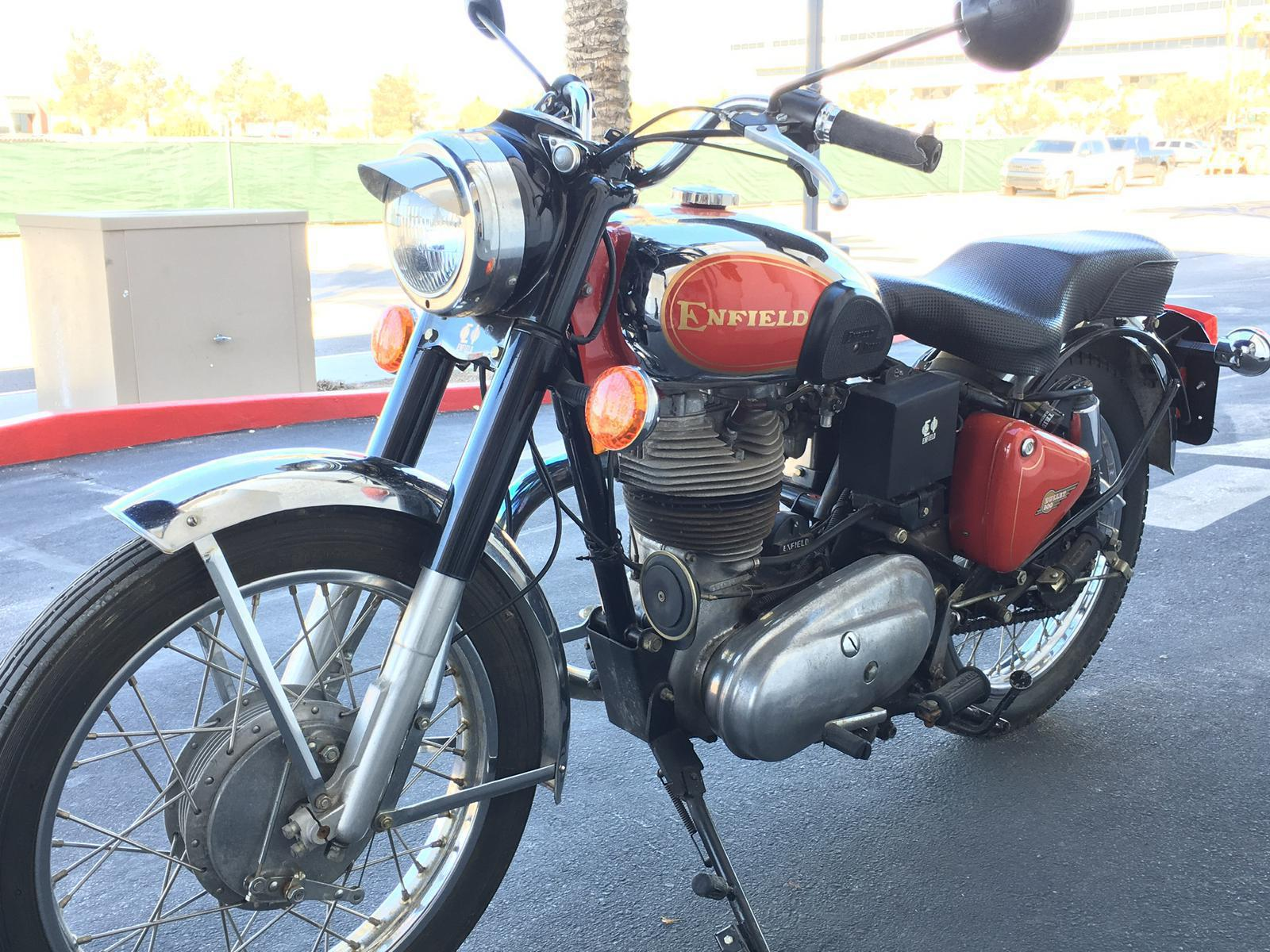 1999 Royal Enfield Bullet 500 For Sale In Las Vegas Nv Freedom