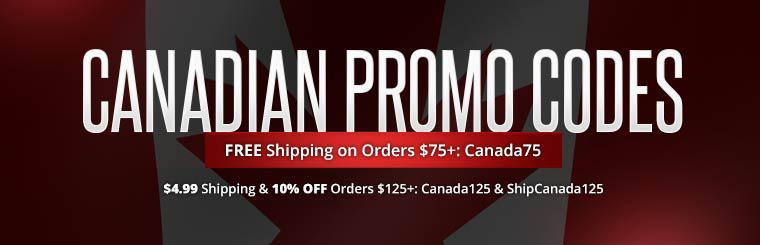 Canadian Promo Codes: Take advantage of these savings when you shop online!