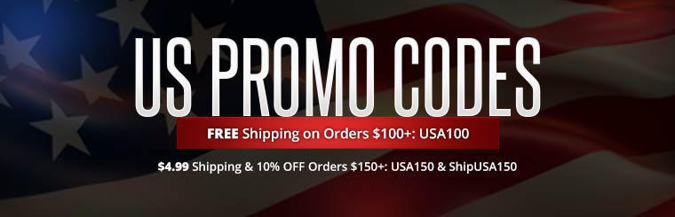 US Promo Codes: Take advantage of these savings when you shop online!