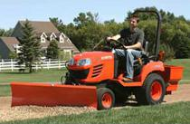Sub-Compact Tractor
