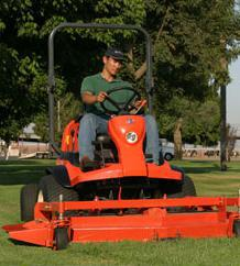 F Series Front Mowers