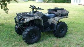 2006 Yamaha GRIZZLY 660 AUTOMATIC 4X4