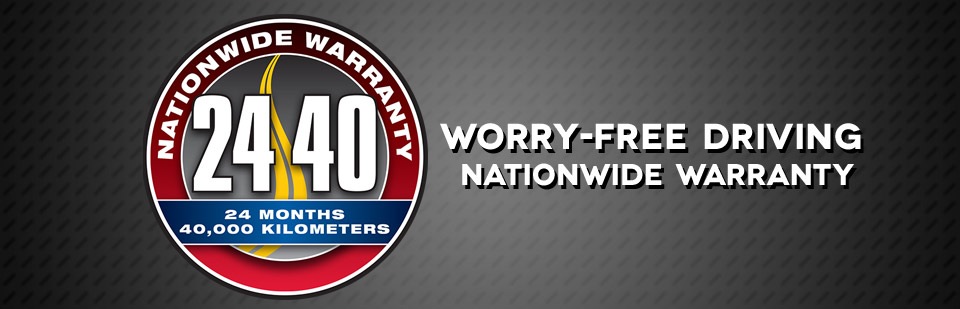 Worry-Free Driving Nationwide Warranty: Click here to contact us!