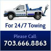 For 24/7 towing, please call 703.666.8863.