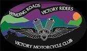 Winding Roads Victory Riders. Victory Motorcycle Club.