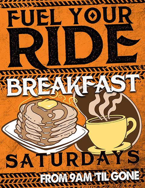 Fuel Your Ride Breakfast: September 2nd