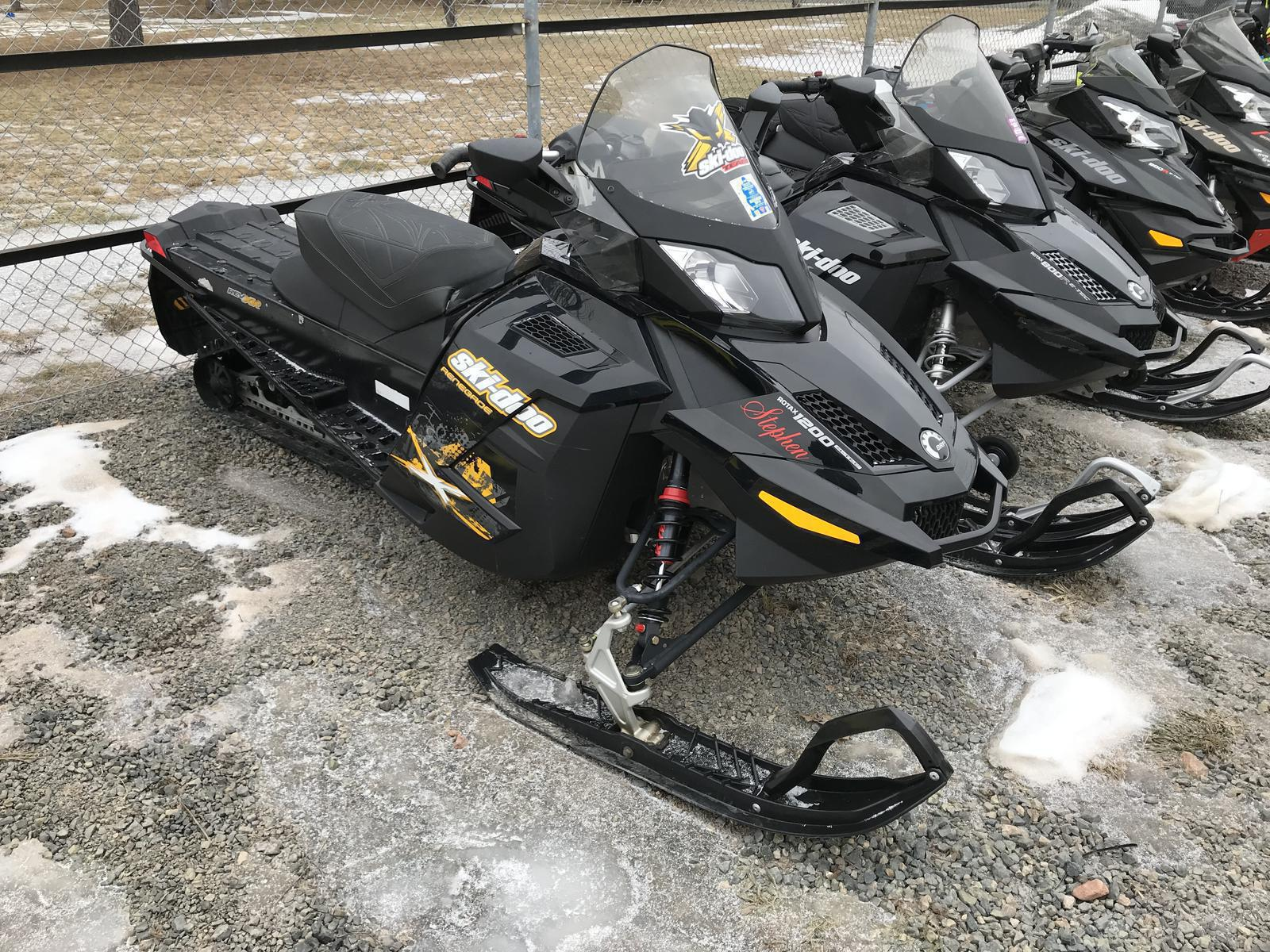 Snowmobile from Ski-Doo Cobequid Mountain Sports Collingwood