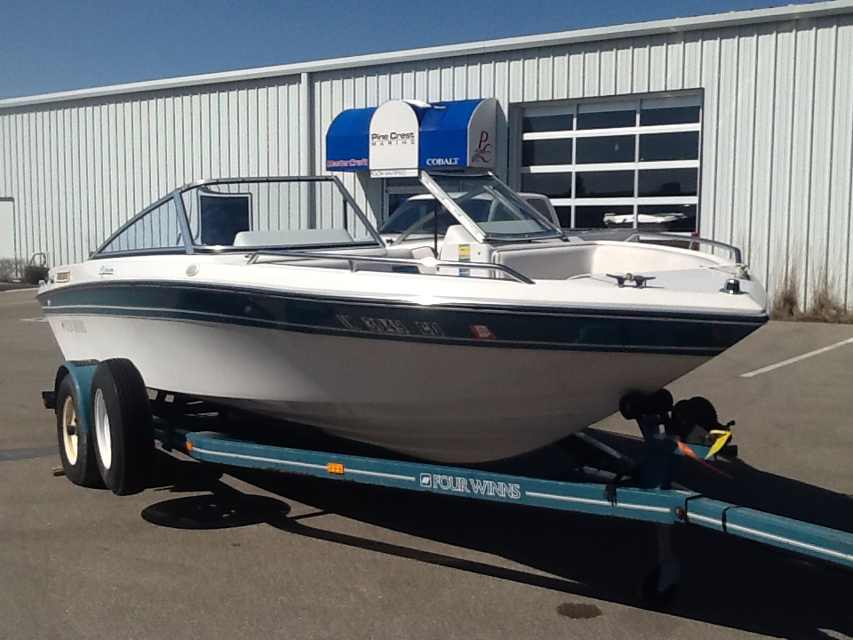 Inventory from Chaparral and Four Winns Pine Crest Marine