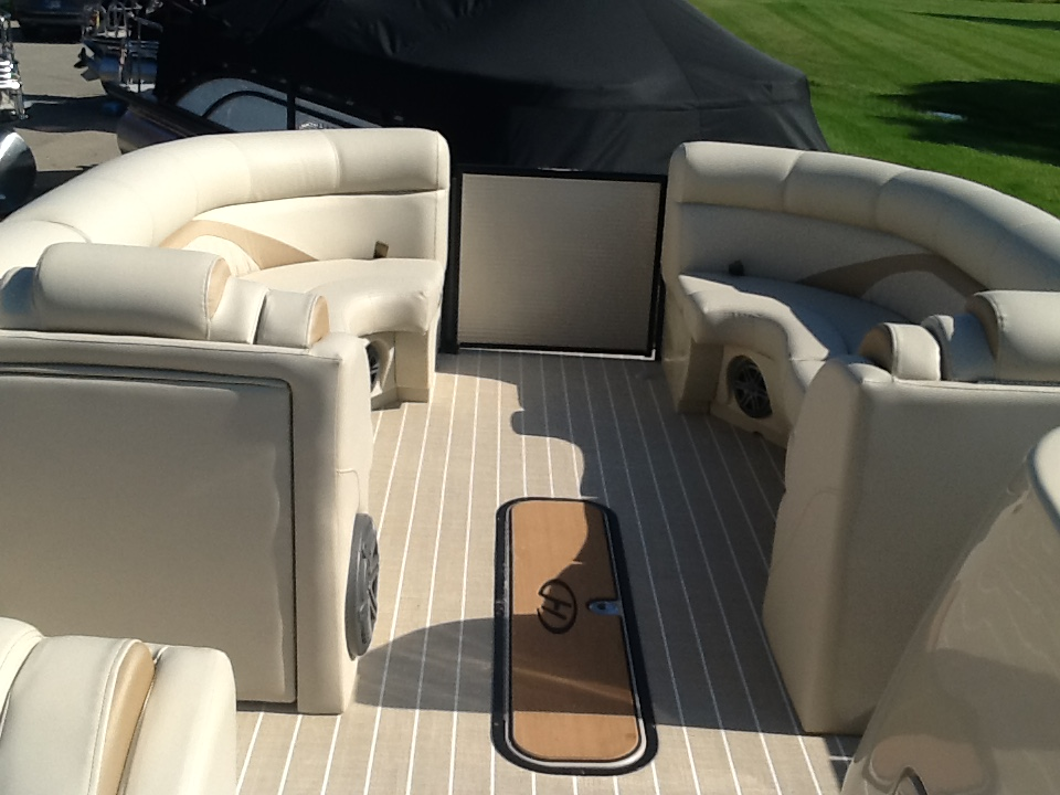 2019 Harris Sunliner 250 for sale in Fishers, IN  Pine Crest