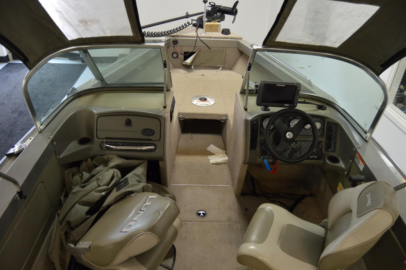 2003 Lund Fisherman 1700 For Sale In Minneapolis Mn Hannays