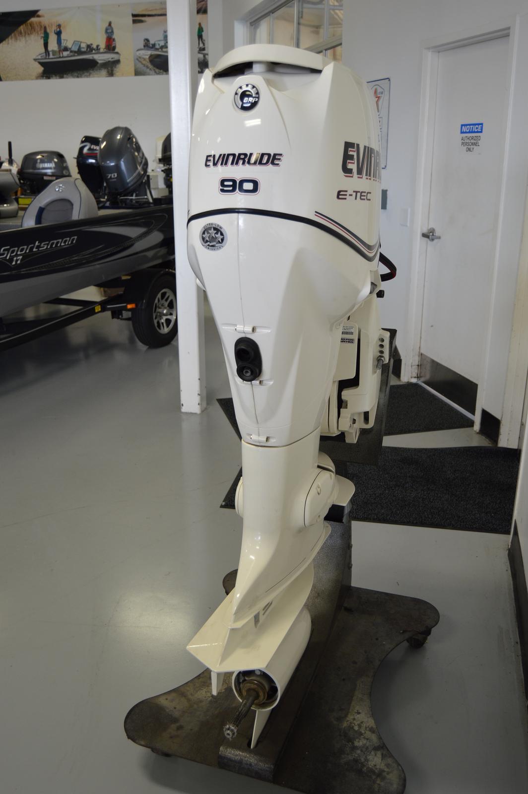 2013 Evinrude E90DPXAA - 90HP, 25